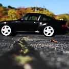 Porsche 993 Turbo Line Stops Here  by Daniel  Oyvetsky