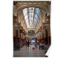 Block Arcade - Melbourne Poster