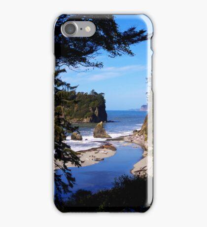 ruby beach, washington, usa iphone iPhone Case/Skin