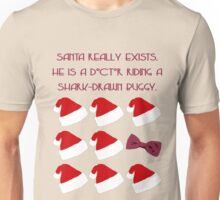 Doctor Santa - Doctor Who Unisex T-Shirt