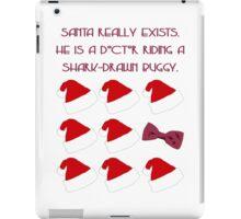 Doctor Santa - Doctor Who iPad Case/Skin