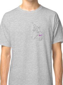Hug a horse Classic T-Shirt
