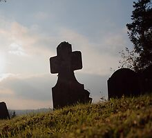 Cross On The Hill by Dave Godden