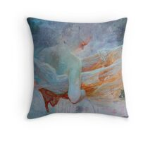 Somnambulist Throw Pillow
