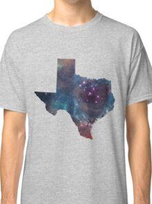 Texas Nebula Classic T-Shirt