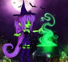 Bewitching Brew by Brandy Thomas