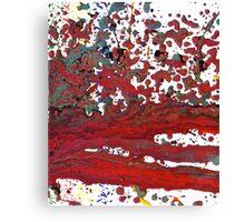 Untitled 8845 Canvas Print