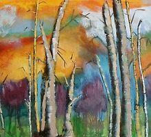 Mesa Meadow by Ellen  Dean