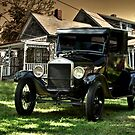 1926 Ford Model T - The Backyard T by TeeMack