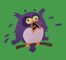 the owl Baby Tee