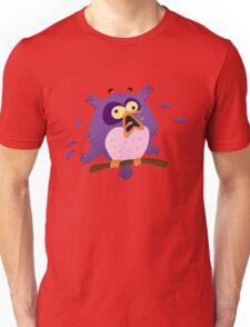 the owl Unisex T-Shirt