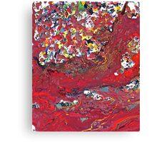 Untitled 8846 Canvas Print