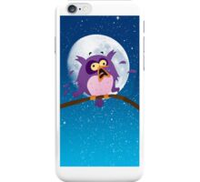 the owl iPhone Case/Skin