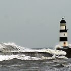 Storm in a teacup  Seaham-UK by Graeme Simpson