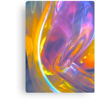Within the Flow Canvas Print