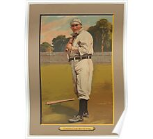 Benjamin K Edwards Collection Bill Carrigan Boston Red Sox baseball card portrait Poster