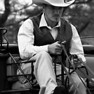 Cowboy by Barbara Gerstner