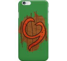 Deku Shield  iPhone Case/Skin