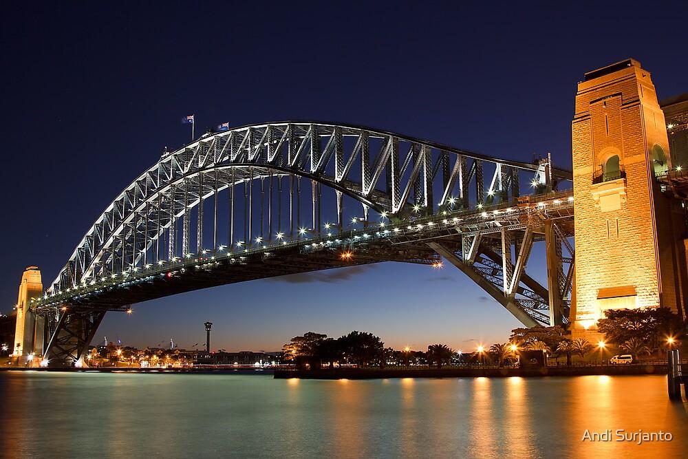 The Harbour Bridge by Andi Surjanto