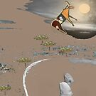 And The Cow Jumped Over The Moon by ltruskett