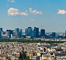 Paris - Two Cities by tazbert