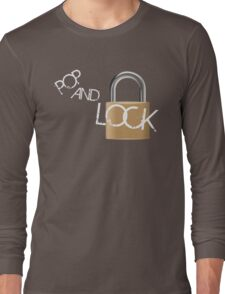 Pop and Lock Long Sleeve T-Shirt