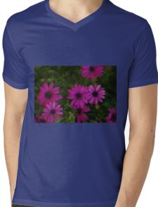 Pretty in Purple Mens V-Neck T-Shirt