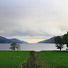 Loch Ness by Chuck Zacharias