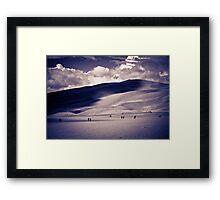 Dune Dreams Framed Print