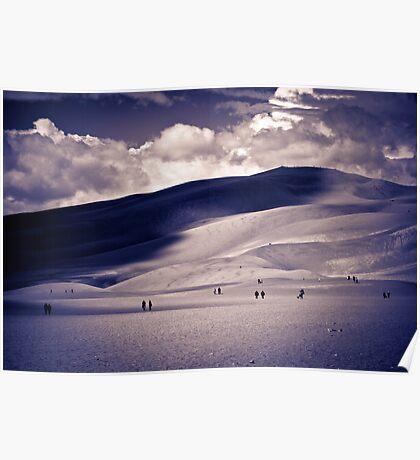 Dune Dreams Poster