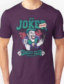 JOKER'S COMEDY CLUB T-Shirt