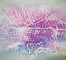 The Din of celestial birds 4 by Decembersend