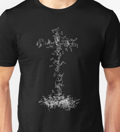 Fish Cross T-Shirt