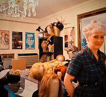 Apprentice to Broadway Wig Master III by Jane Valentine