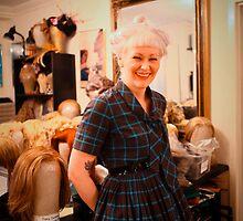 Apprentice to Broadway Wig Master IV by Jane Valentine