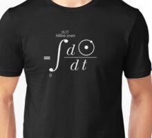 Hydrogen Over Time Unisex T-Shirt