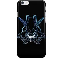 Halo - Legendary Logo (Neon Light Effect) iPhone Case/Skin