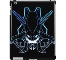 Halo - Legendary Logo (Neon Light Effect) iPad Case/Skin