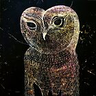 wise owl by donnamalone