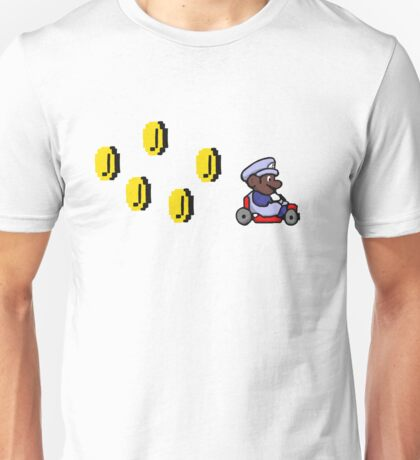 Super Mario Balotelli Kart Unisex T-Shirt