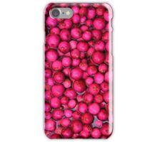 Berries, Fruit from the Tree iPhone Case iPhone Case/Skin