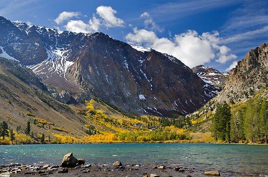 Parker Lake, CA, USA by Zane Paxton