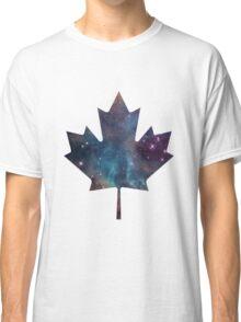 Maple Leaf Nebula Classic T-Shirt