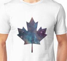 Maple Leaf Nebula Unisex T-Shirt