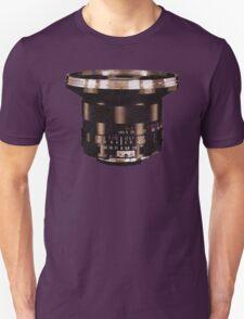 Retro Manual Focus Lens photographer T-Shirt
