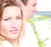 Blonde Exposure by justinShot