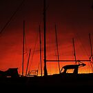 SHIPS IN THE NIGHT by leonie7