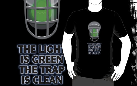 The Light is Green, the trap is clean by Brian Edwards
