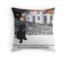 Jack Coble 6 Throw Pillow