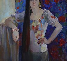 Olesya by Ekaterina Menkova